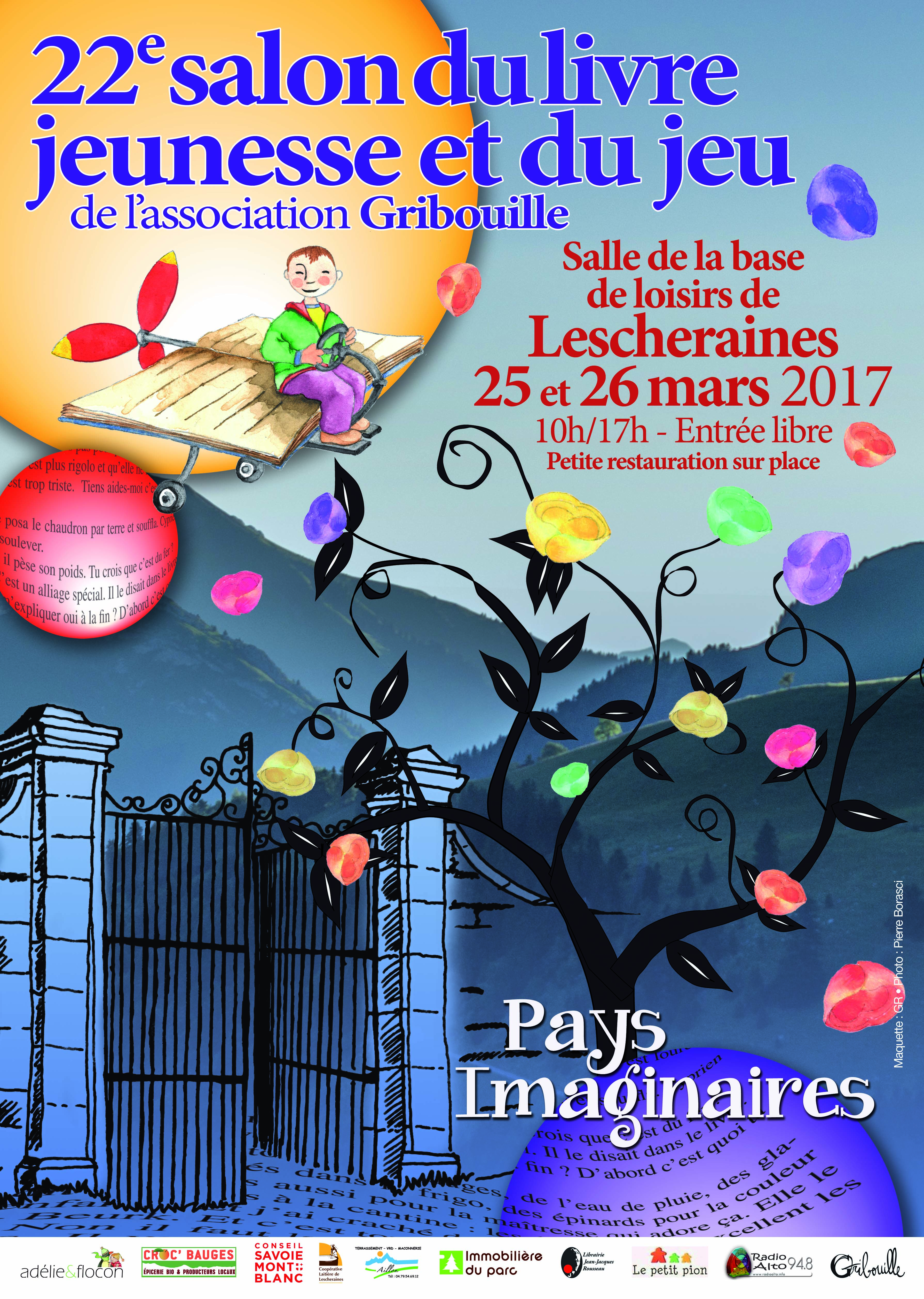 SALON GRIBOUILLE 2017